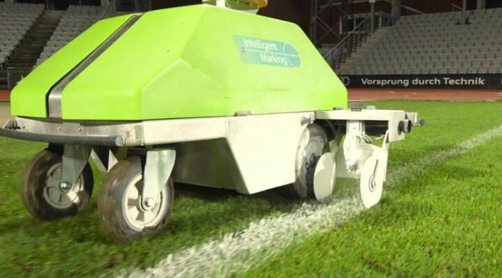 What is a Field Painter Robot & Why Should You Get One